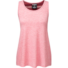 Sherpa Asha Sleeveless Shirt Women pink